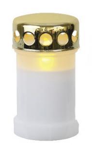 Gravljus - Batteriljus LED - 14 cm - www.frokenfraken.se
