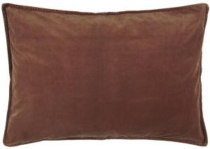 Kuddfodral - Sammet - Rust - 72 x 52 cm - www.frokenfraken.se