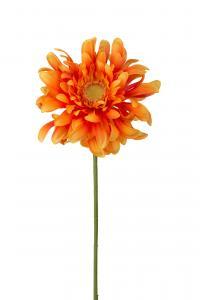 Gerbera - Orange - 80 cm - www.frokenfraken.se