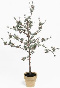 Julträd - Lärk - 100 cm - www.frokenfraken.se