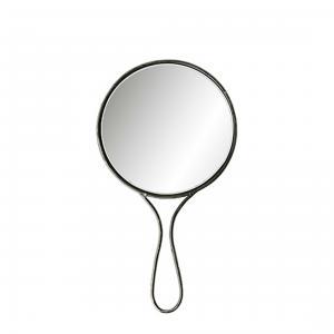 Spegel - Grå - 15 x 27 cm - www.frokenfraken.se