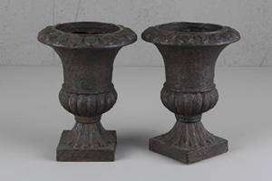 Kruka - Pokal Brun - 18cm - www.frokenfraken.se