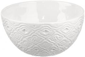 Orient S skål vit - Ø10 cm - www.frokenfraken.se