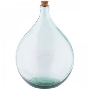 Glasflaska - Terrarium - 35L - Set39.9 x 39.9 x 26 cm - www.frokenfraken.se