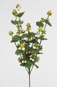 Mr Plant Snöbär - Vit - 47 cm