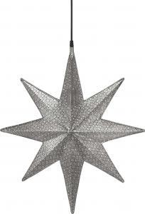 Capella Stjärna - Svart nickel 50cm - www.frokenfraken.se
