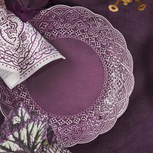 Cult Design Orient assiette plommon - Ø19 cm