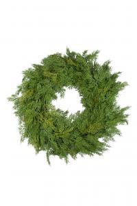 Cypresskrans - 90 cm - www.frokenfraken.se