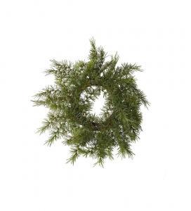 Lärkkrans - Grön - 45 cm - www.frokenfraken.se