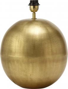 Globe Lampfot - Pale Gold 40cm - www.frokenfraken.se