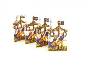 Pappersrad - Midsommar - 7 x 34 cm - www.frokenfraken.se