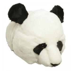 Djurhuvud för vägg - Panda - 32 cm - www.frokenfraken.se
