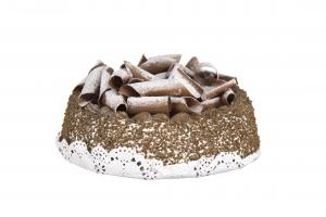 Tårta - Brun - 10 cm - www.frokenfraken.se