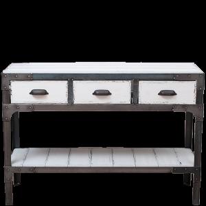 Sidebord - Factory - 115 cm