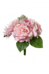 Mr Plant Bukett - Rosa - 25 cm - www.frokenfraken.se