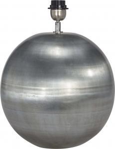 Globe Lampfot - Pale Silver 50cm - www.frokenfraken.se