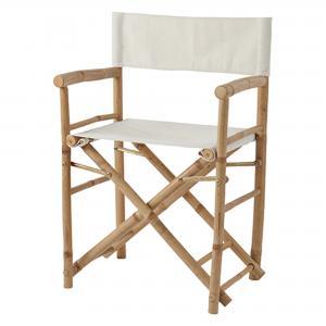 Stol - Regissörsstol i bambu - 2 st - 88 x 60 cm - www.frokenfraken.se