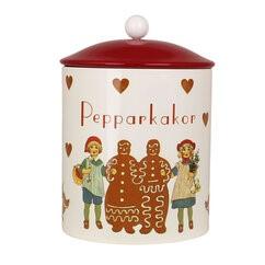 Plåtburk - Gammaldags - Papparkakor - www.frokenfraken.se