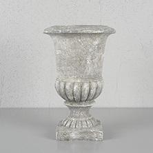 Kruka - Pokal Grå - 30cm - www.frokenfraken.se