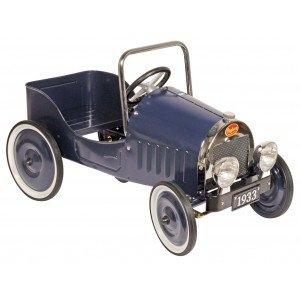 Brigbys Leksaker Trampbil - Stor Blå