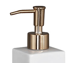 Pump - Delux Koppar - www.frokenfraken.se