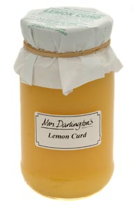 Mrs Darlingtons - Lemoncurd - www.frokenfraken.se